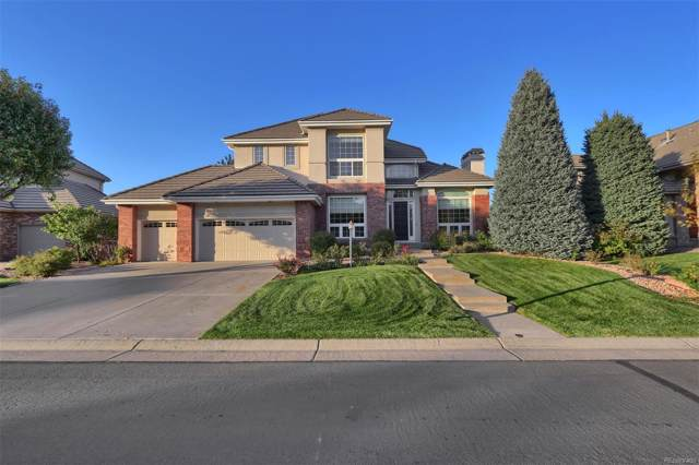 9385 E Hidden Hill Lane, Lone Tree, CO 80124 (#4511225) :: HomeSmart Realty Group