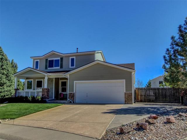 7148 Pine Hills Way, Littleton, CO 80125 (MLS #4511365) :: 8z Real Estate