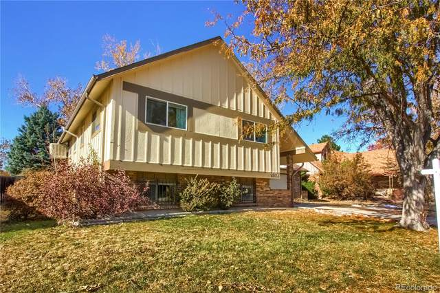 6935 S Webster Street, Littleton, CO 80128 (MLS #4511454) :: The Sam Biller Home Team