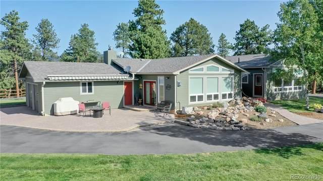13502 S Wamblee Valley Road, Conifer, CO 80433 (MLS #4511539) :: 8z Real Estate