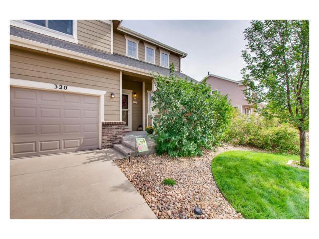320 Stonehaven Street Circle, Dacono, CO 80514 (MLS #4511585) :: 8z Real Estate