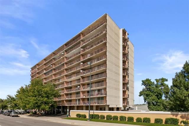2225 Buchtel Boulevard #607, Denver, CO 80210 (#4511965) :: True Performance Real Estate