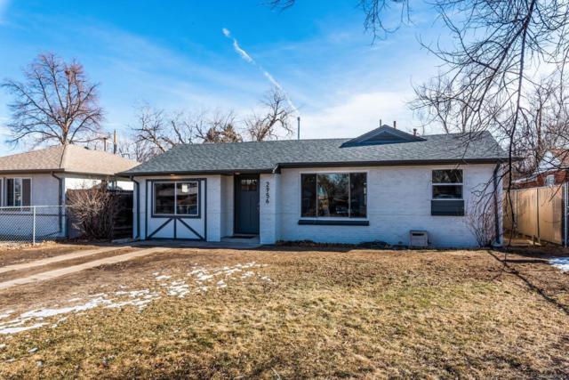 2956 Glencoe Street, Denver, CO 80207 (MLS #4512088) :: The Biller Ringenberg Group