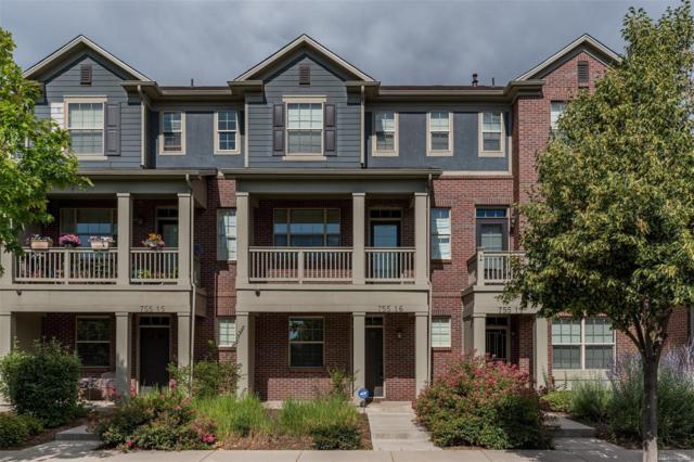 755 Roslyn Street #16, Denver, CO 80230 (MLS #4512377) :: Keller Williams Realty