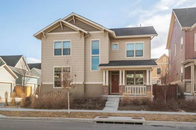 5274 Chester Street, Denver, CO 80238 (MLS #4512729) :: 8z Real Estate