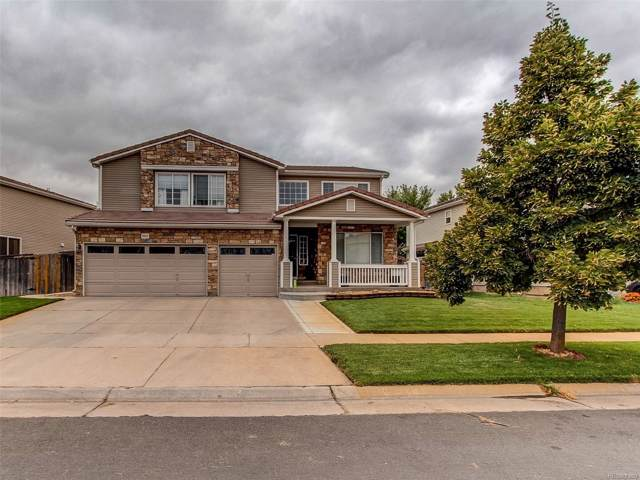 20864 E 49th Avenue, Denver, CO 80249 (#4512841) :: The Heyl Group at Keller Williams