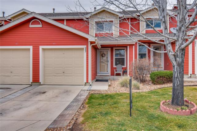 287 Smith Circle, Erie, CO 80516 (#4513076) :: The HomeSmiths Team - Keller Williams