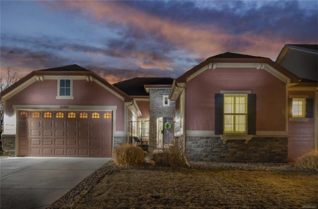 22917 Cleveland Drive, Parker, CO 80138 (MLS #4513098) :: Bliss Realty Group