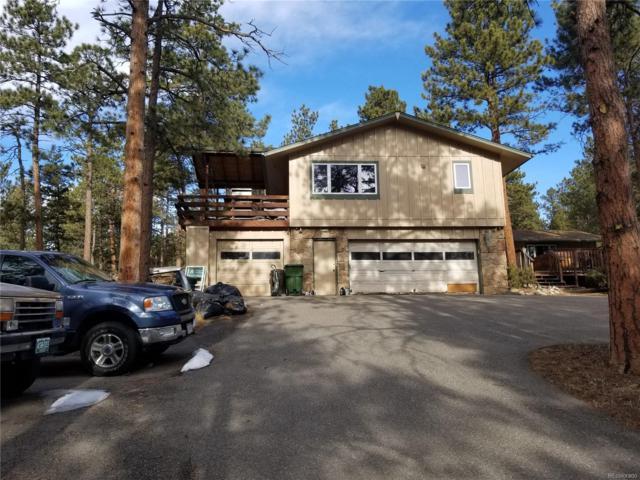 28867 Cedar Circle, Evergreen, CO 80439 (#4513110) :: The Heyl Group at Keller Williams
