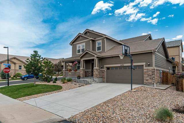 6494 Esmeralda Drive, Castle Rock, CO 80108 (MLS #4513412) :: 8z Real Estate