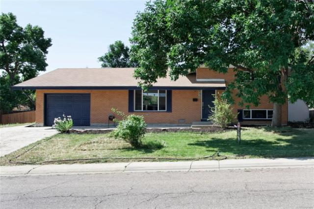940 W 100th Avenue, Northglenn, CO 80260 (#4513905) :: The Galo Garrido Group