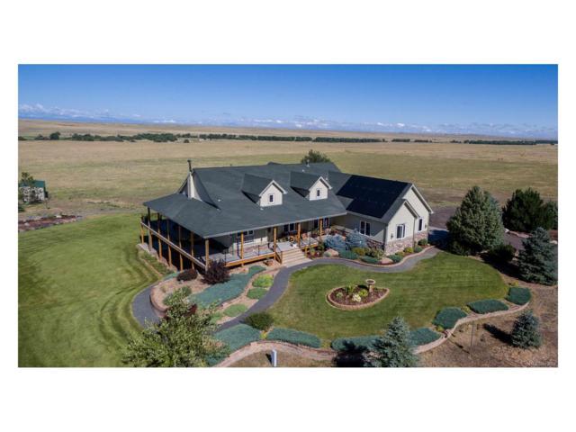 7889 S Oakleaf Street, Bennett, CO 80102 (MLS #4514081) :: 8z Real Estate