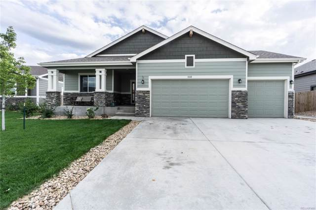 1848 Wagon Trail Drive, Milliken, CO 80543 (MLS #4514184) :: Kittle Real Estate