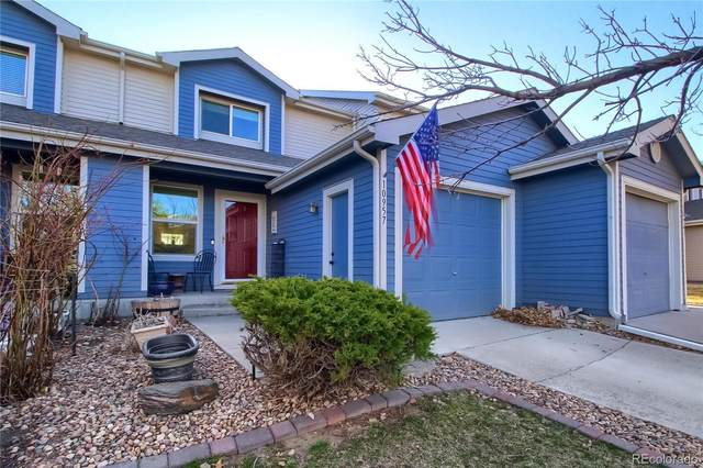 10957 Gaylord Street, Northglenn, CO 80233 (#4514250) :: Finch & Gable Real Estate Co.