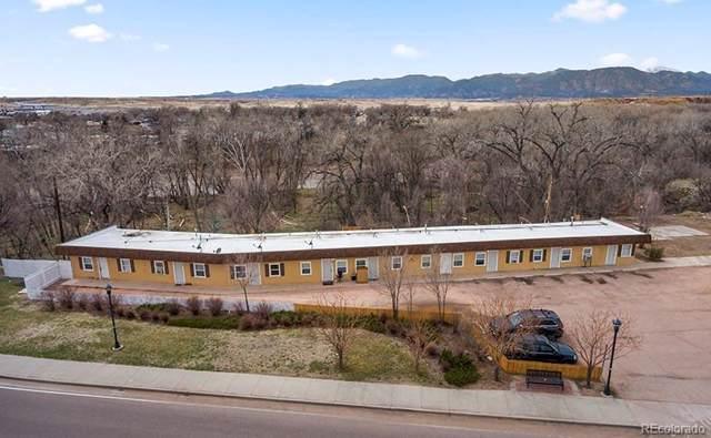 411 S Santa Fe Avenue, Fountain, CO 80817 (#4514310) :: The Heyl Group at Keller Williams