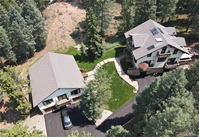 3320 Regent Drive, Woodland Park, CO 80863 (#4514397) :: Own-Sweethome Team