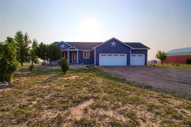 3188 S County Road 137, Bennett, CO 80102 (#4514667) :: House Hunters Colorado