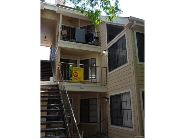 980 S Dahlia Street E, Denver, CO 80246 (MLS #4514766) :: 8z Real Estate