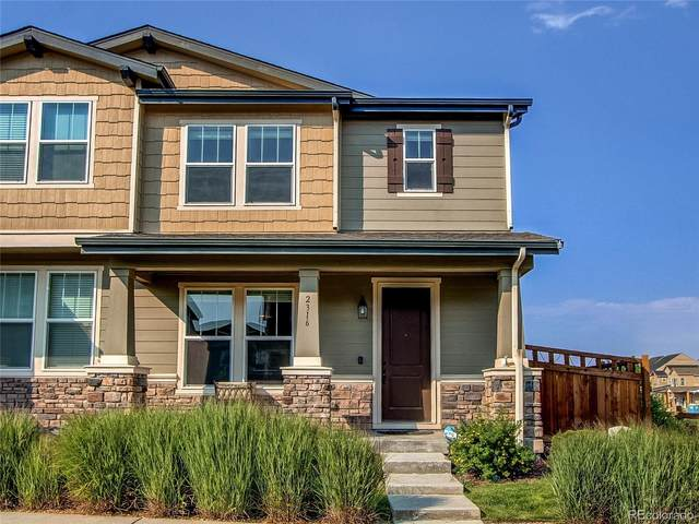 2316 W 165th Lane, Broomfield, CO 80023 (#4514986) :: The Gilbert Group