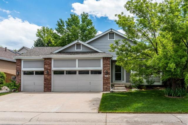 837 Sage Sparrow Circle, Highlands Ranch, CO 80129 (#4515031) :: The Pete Cook Home Group