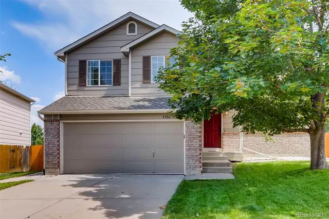 4386 S Gibraltar Street, Centennial, CO 80015 (#4515301) :: Realty ONE Group Five Star