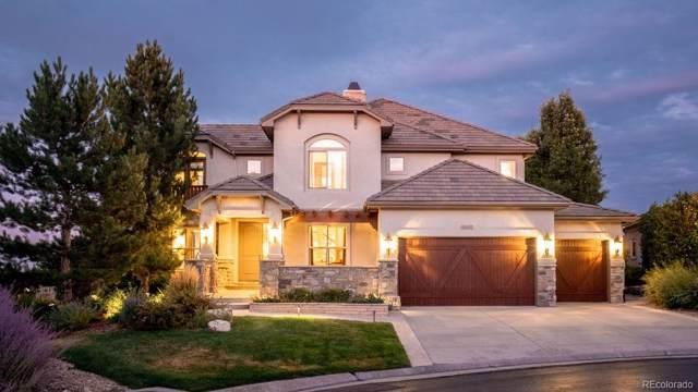 12422 Daniels Gate Drive, Castle Pines, CO 80108 (MLS #4515589) :: 8z Real Estate