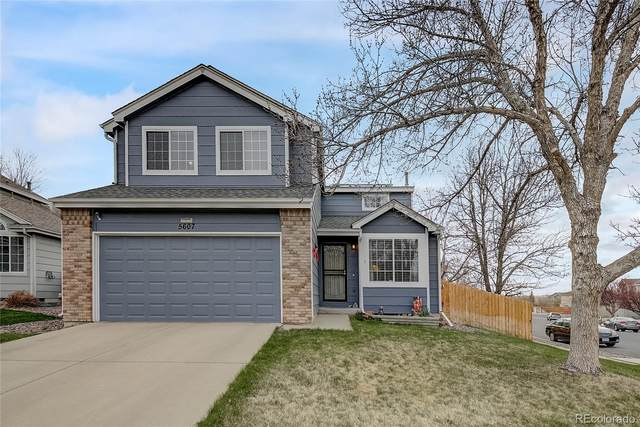 5607 W 116th Place, Westminster, CO 80020 (MLS #4515621) :: Keller Williams Realty