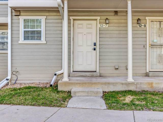1818 S Quebec Way 12-7, Denver, CO 80231 (MLS #4515697) :: Keller Williams Realty