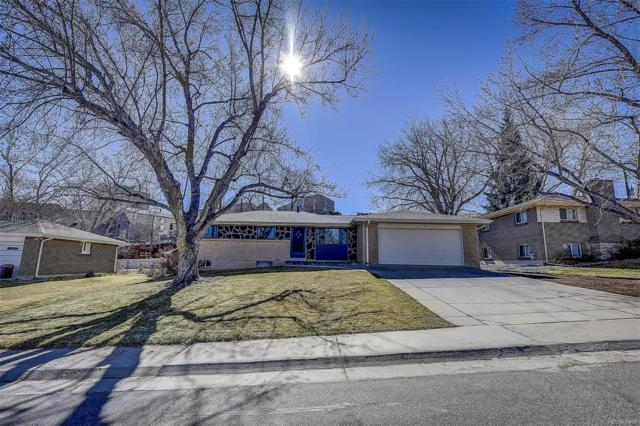12308 W 6th Place, Lakewood, CO 80401 (#4516365) :: The DeGrood Team