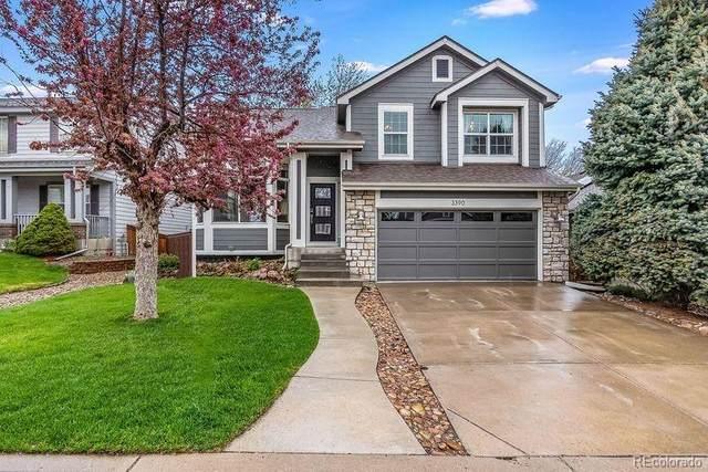 3390 Thistlebrook Circle, Highlands Ranch, CO 80126 (MLS #4516370) :: Stephanie Kolesar