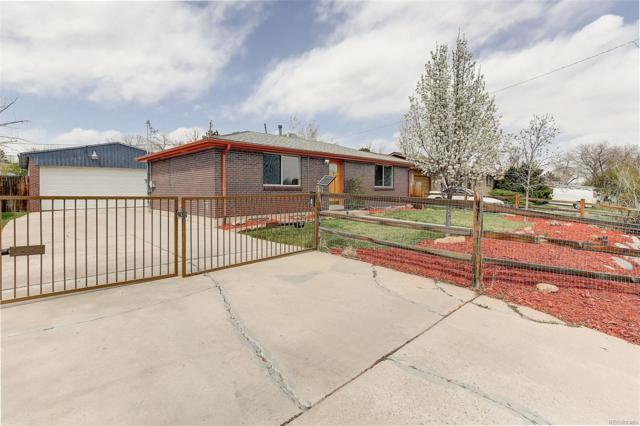 1047 S Reed Street, Lakewood, CO 80226 (#4516485) :: The Peak Properties Group