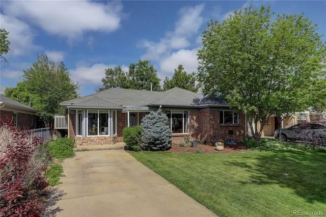 2885 Leyden Street, Denver, CO 80207 (#4516487) :: The Peak Properties Group