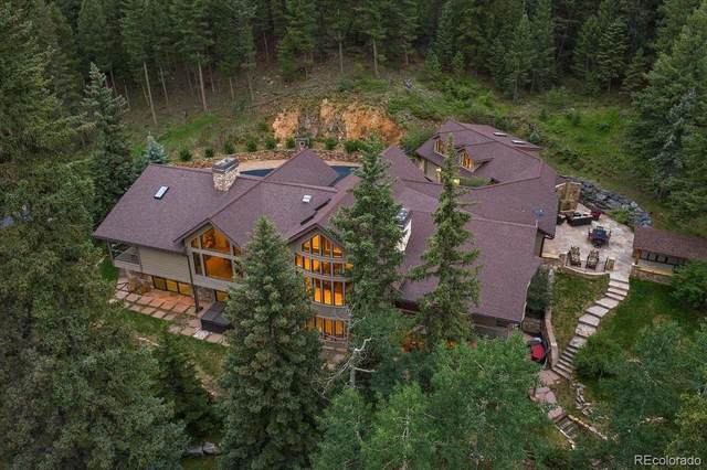 33964 Deep Forest Road, Evergreen, CO 80439 (#4516696) :: The Gilbert Group