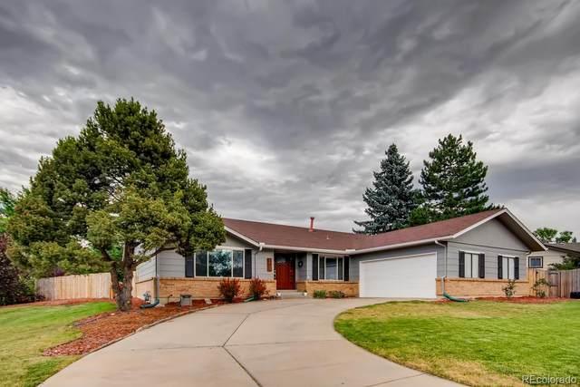 7436 S Clarkson Circle, Centennial, CO 80122 (MLS #4516838) :: 8z Real Estate