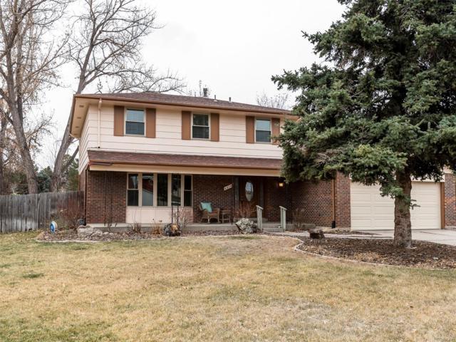 4418 E Caley Lane, Centennial, CO 80121 (MLS #4516975) :: 8z Real Estate