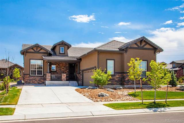 15604 Deer Mountain Circle, Broomfield, CO 80023 (#4517009) :: The Dixon Group