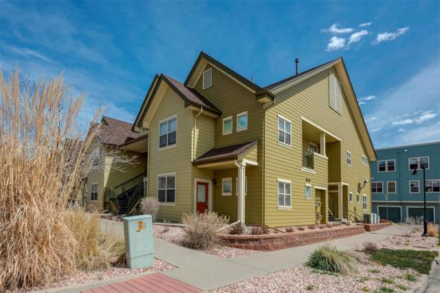 5424 Zephyr Street #102, Arvada, CO 80002 (MLS #4517258) :: 8z Real Estate