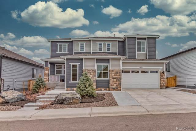 4859 Coulee Trail, Castle Rock, CO 80108 (#4517284) :: The Harling Team @ HomeSmart