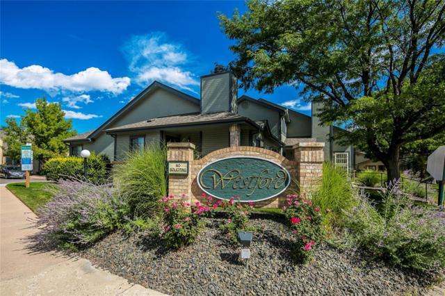 9155 W Cedar Drive #4, Lakewood, CO 80226 (#4517349) :: The Peak Properties Group