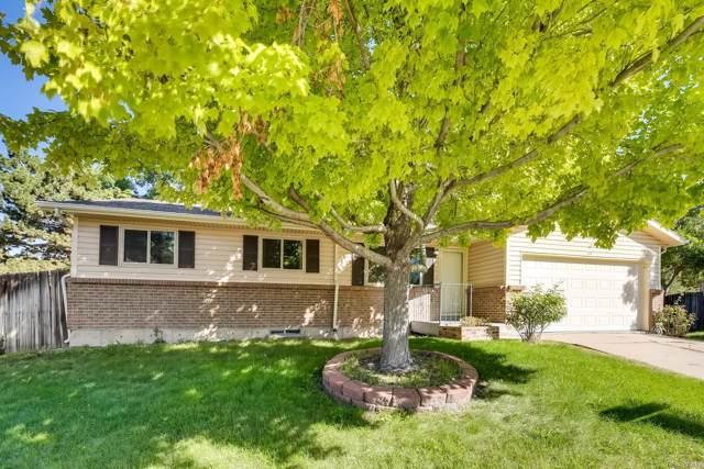 6215 S Dudley Court, Littleton, CO 80123 (MLS #4517409) :: 8z Real Estate