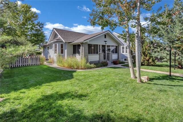 3707 S Bannock Street, Englewood, CO 80110 (#4517435) :: Colorado Home Finder Realty