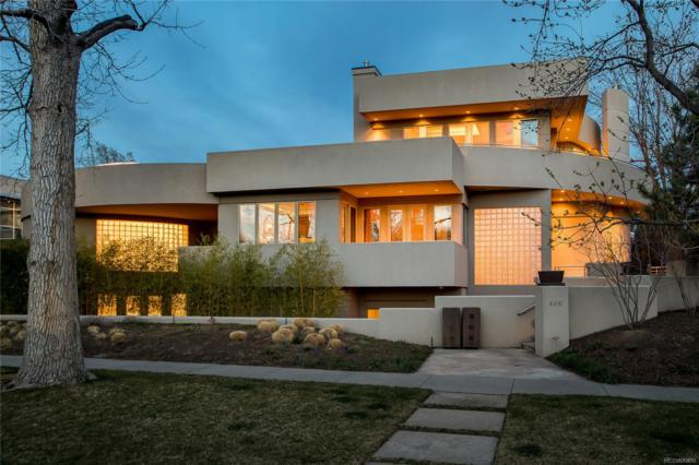 460 Saint Paul Street, Denver, CO 80206 (#4517603) :: The Dixon Group