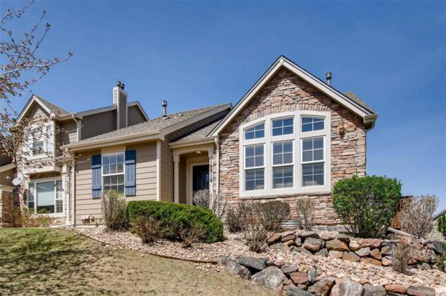 16916 W 63rd Drive, Arvada, CO 80403 (#4517671) :: The HomeSmiths Team - Keller Williams