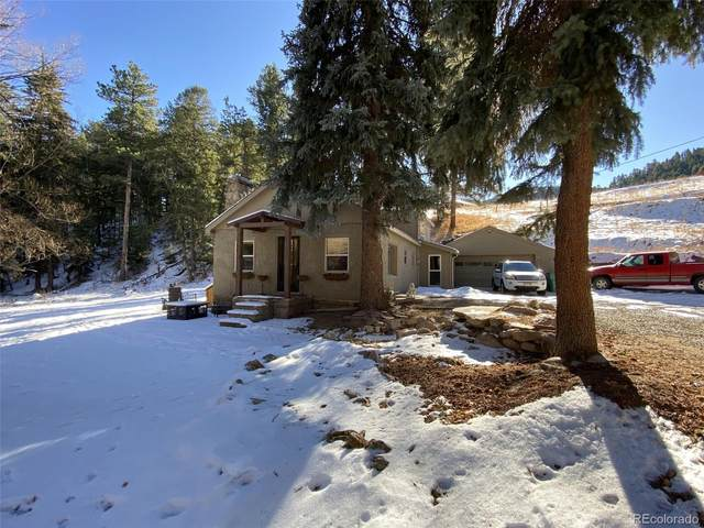 5145 Parmalee Gulch Road, Indian Hills, CO 80454 (#4517769) :: The Healey Group