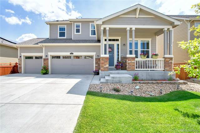 6116 Marble Mill Place, Frederick, CO 80516 (#4517775) :: The Gilbert Group