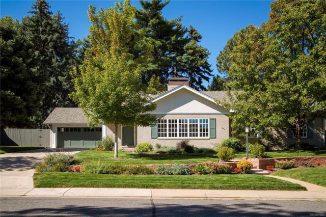 801 S Jackson Street, Denver, CO 80209 (MLS #4517785) :: 8z Real Estate