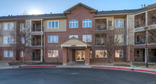 2894 W Riverwalk Circle B312, Littleton, CO 80123 (#4517945) :: Real Estate Professionals