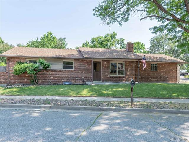 11288 W 68th Way, Arvada, CO 80004 (#4517981) :: The Griffith Home Team