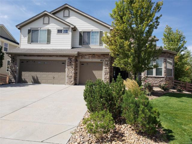 4853 Harness Court, Parker, CO 80134 (#4518072) :: The HomeSmiths Team - Keller Williams