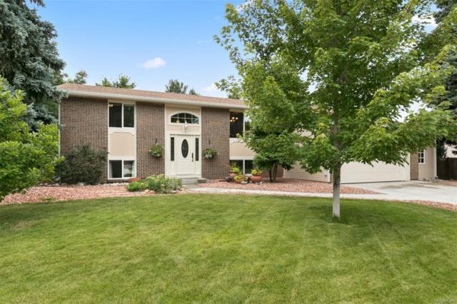 11760 W 74th Avenue, Arvada, CO 80005 (#4518211) :: The City and Mountains Group